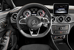Mercedes CLA 250 Shooting Brake - Interieur