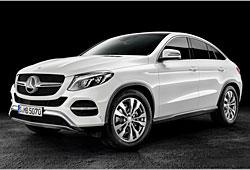 Mercedes GLE - Seitenansicht