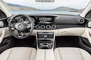 Mercedes E-Klasse - Interieur - Avantgard