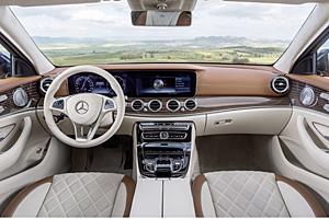 Mercedes E-Klasse T-Modell - Cockpit