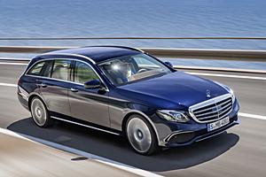 Mercedes E-Klasse T-Modell: Exclusive Line