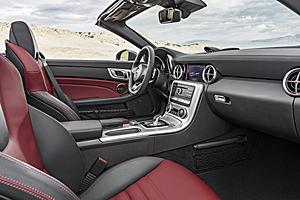 Mercedes SLC - Innenraum