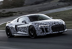 Michelin Pilot Sport Cup 2 für den Audi R8