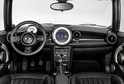 Mini Clubman Bond Street Cockpit