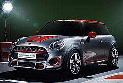 Mini John Cooper Works Concept - Frontansicht