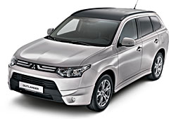 Mitsubishi Outlander Style +