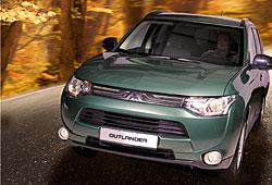 Mitsubishi Outlander Jäger Edition