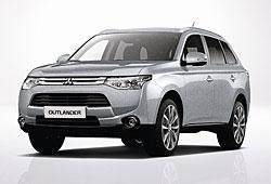Mitsubishi Outlander Diamant Edition