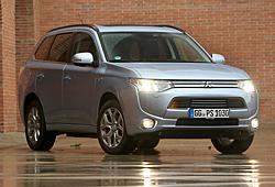 Mitsubishi Plug-in-Hybrid Outlander