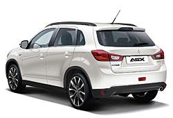 Mitsubishi ASX Klassik Kollektion+