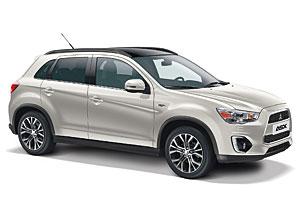 Mitsubishi ASX - neue Modelljahr