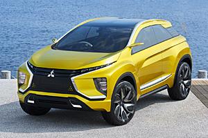 Mitsubishie eX Concept