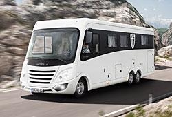 Neues Reisemobil Morelo Home