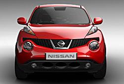 Nissan Juke Frontansicht