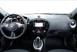 Nissan Juke N-Tec - Cockpit
