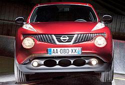 Nissan Juke N-Tec - Frontansicht
