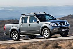 Nissan Navara - Seitenansicht