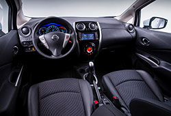Nissan Note Cockpit