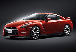 Nissan GT-R - Modelljahr 2014