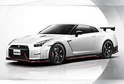 Nissan GT-R Nismo - Seitenansicht
