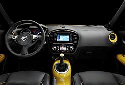 Nissan Juke - Innenraum