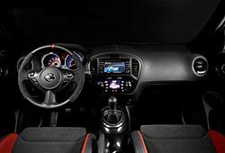 Nissan Juke Nismo RS - Cockpit