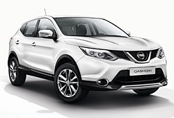 Nissan Qashqai Acenta+ - Frontansicht