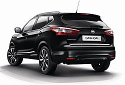 Nissan Qashqai Premier Limited Edition - Heckansicht