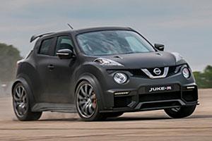 Nissan Juke-R 2.0 - Frontansicht