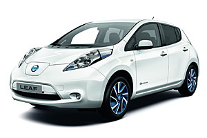 Nissan Leaf Limited Edition