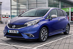 Nissan Note N-TEC - Außenansicht