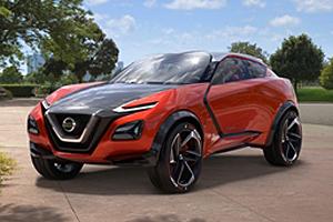 Nissan Gripz Concept - Frontansich
