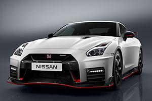 Nissan GT-R Nismo - Frontbereich