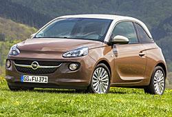 Opel Adam -Frontansicht
