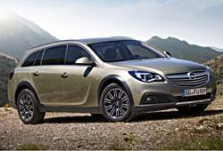 Opel Insignia Country Tourer - Seitenansicht