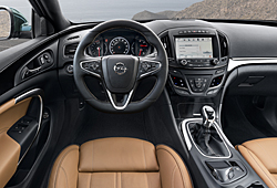 Opel Insignia Sports Tourer - Cockpit