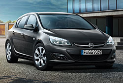 Opel Astra Style - Frontansicht