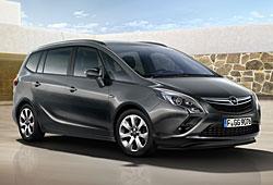 Opel Zafira Tourer Style - Frontansicht