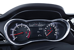 Opel Karl - Instrumente