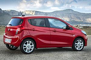 Opel Karl - Seitenansicht