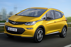 Opel Ampera-E - Frontansicht