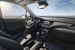 Opel Mokka X - Cockpit