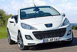 Peugeot 207 CC Black & White