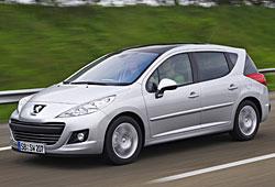 Peugeot 207 SW Seitenansicht
