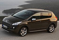 Peugeot 3008 Seitenansicht