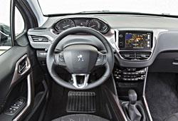 Peugeot 2008 - Cockpit