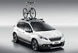 Dach-Fahrradträger Peugeot 2008
