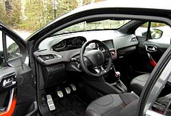 Peugeot 208 GTi - Einblick Innenraum