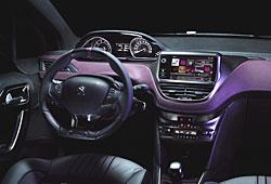 Peugeot 208 XY - Cockpit