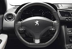 Peugeot 3008 Napapijri Lenkrad